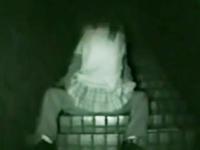 ヤンキーとギャルJKが深夜の公園でヤリまくってる暗視映像